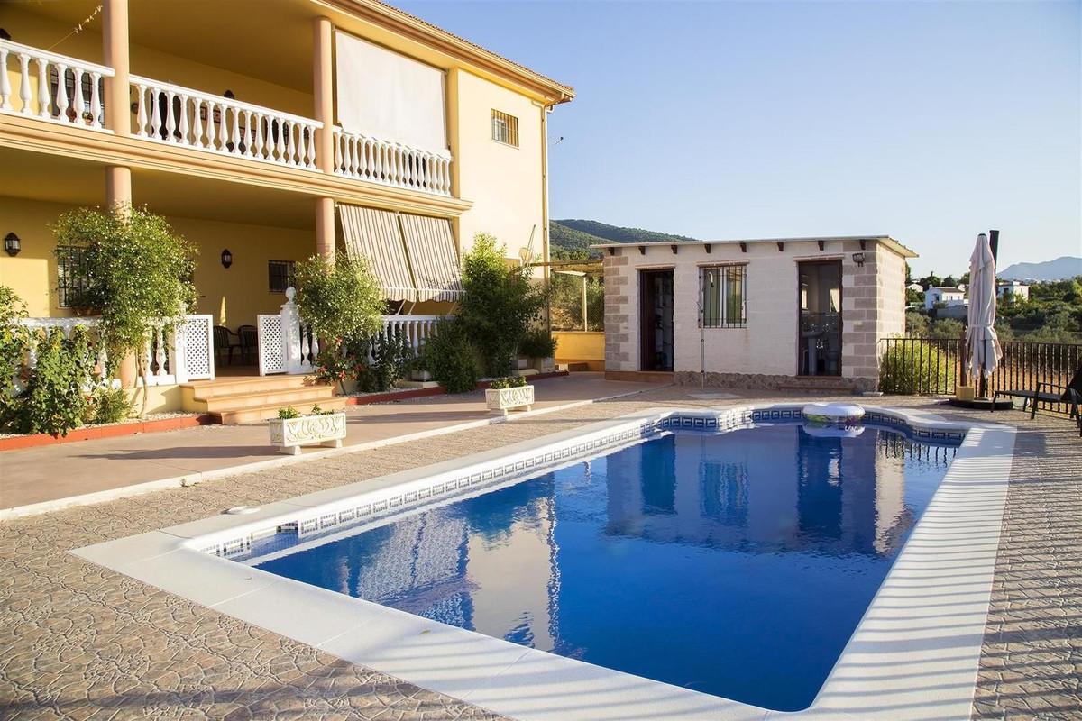 7 bedroom villa for sale alhaurin el grande