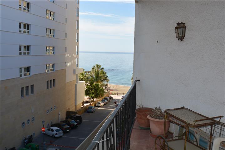 Apartamento con 1 dormitorios - Marbella