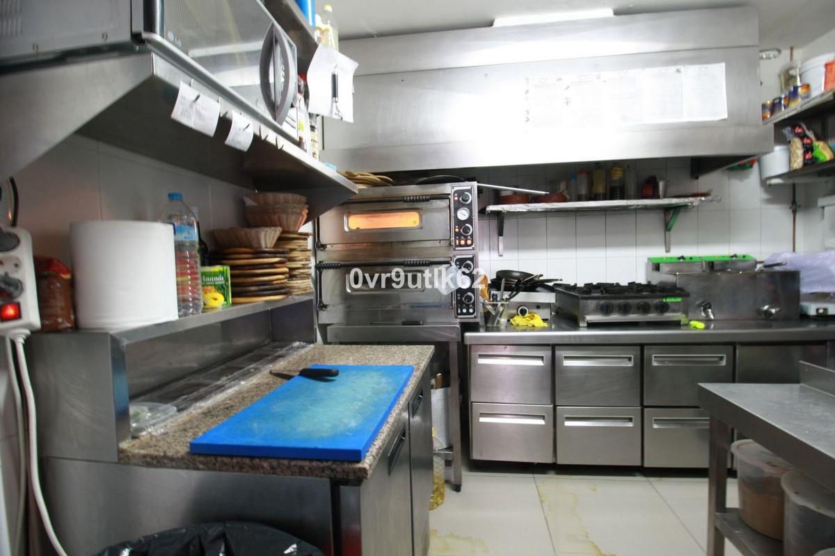 Comercial Restaurante 0 Dormitorio(s) en Venta San Pedro de Alcántara