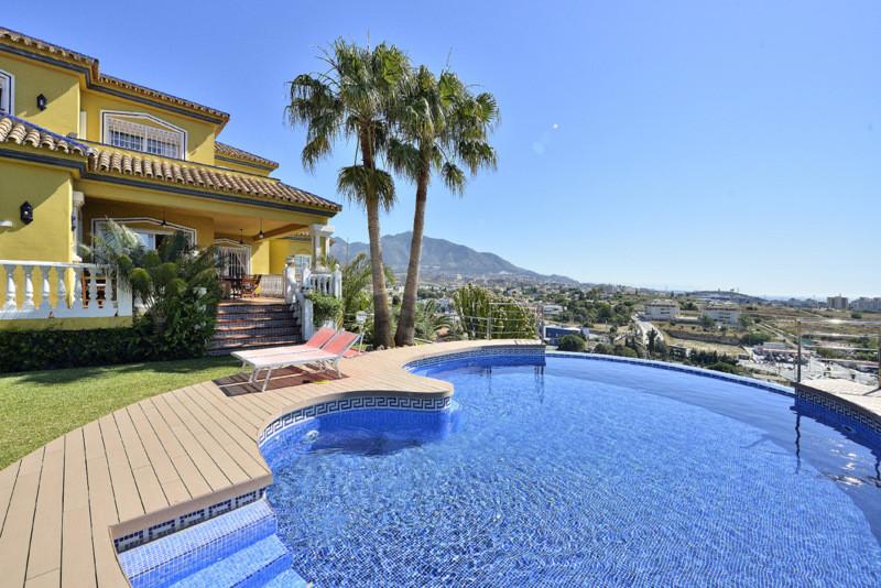 5 bed villa for sale mijas