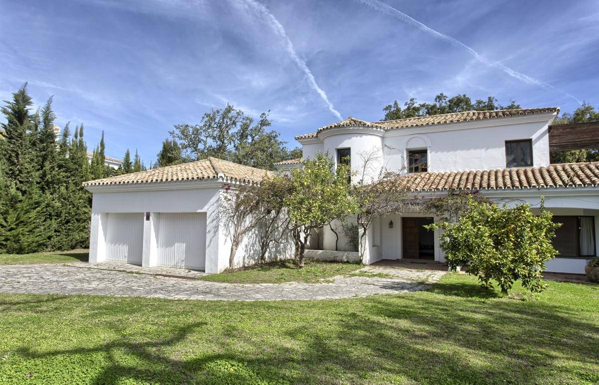 Villa Te Koop - Sotogrande Alto