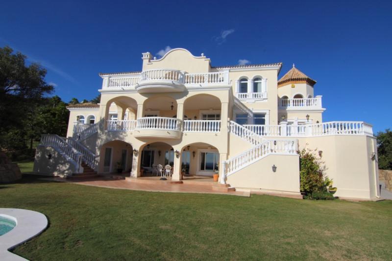 Villa 5 DORMITORIOS Benahavis