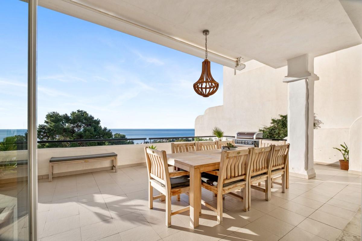 4 Bedroom Semi Detached Villa For Sale Benalmadena