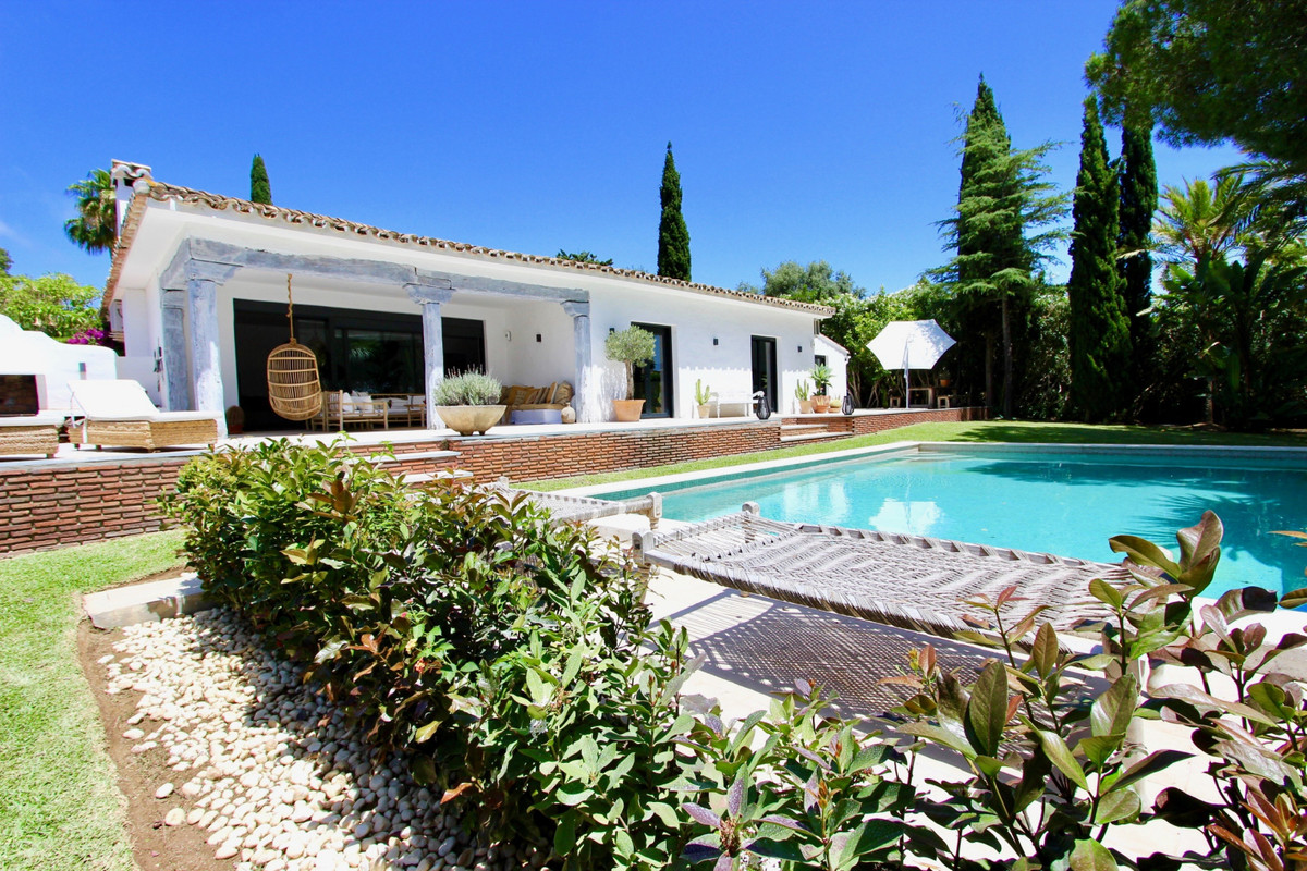 Villa  Individuelle en vente  et en location  à Hacienda Las Chapas