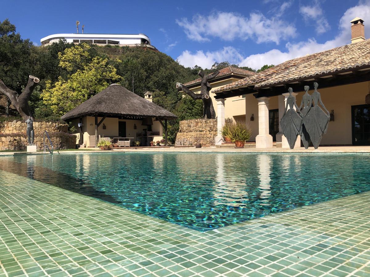 Villa For Sale, La Zagaleta