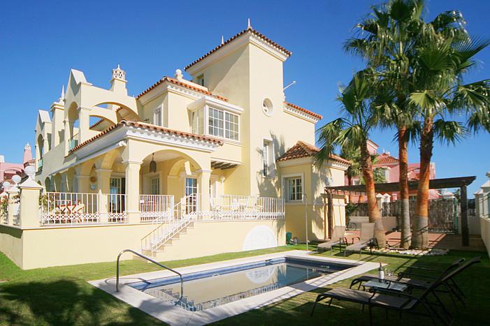 Villa Te Koop - Puerto Banus