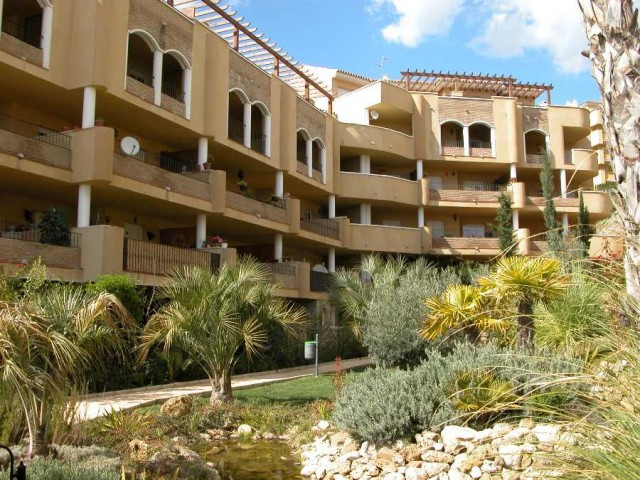 2 bed apartment for sale riviera del sol