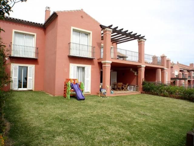Appartement Rez-de-chaussée à La Mairena, Costa del Sol