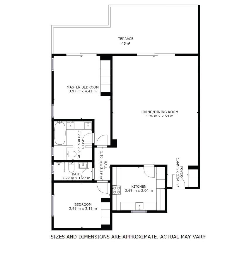 2 Bedroom Ground Floor Apartment For Sale Calahonda