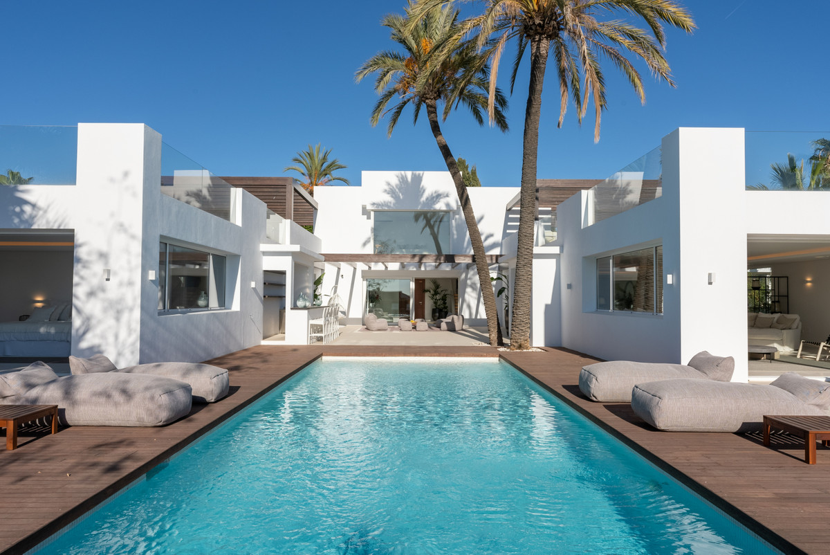 Villa Nirvana by the Sea, el Rosario Playa, Marbella East.  Join us to discover Villa Nirvana by the,Spain