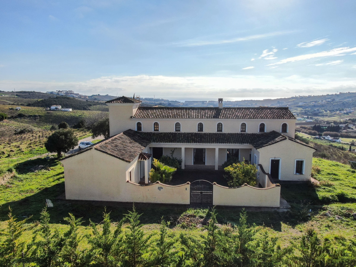 Villa, Finca  en vente    à Casares