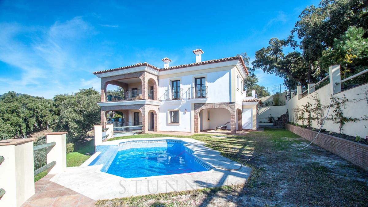 Villa Finca in Casares, Costa del Sol