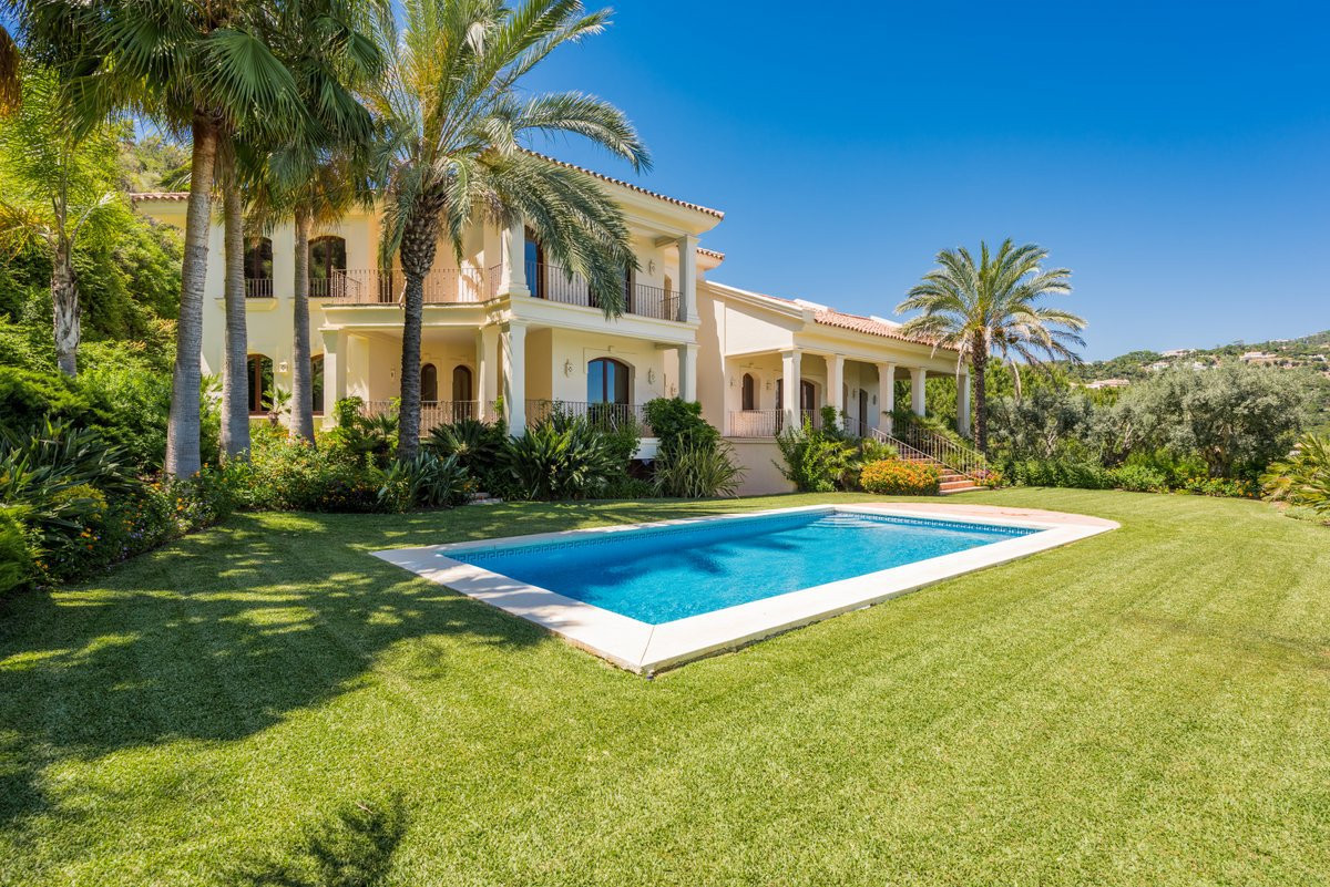 Villa  te koop in La Zagaleta, Costa del Sol