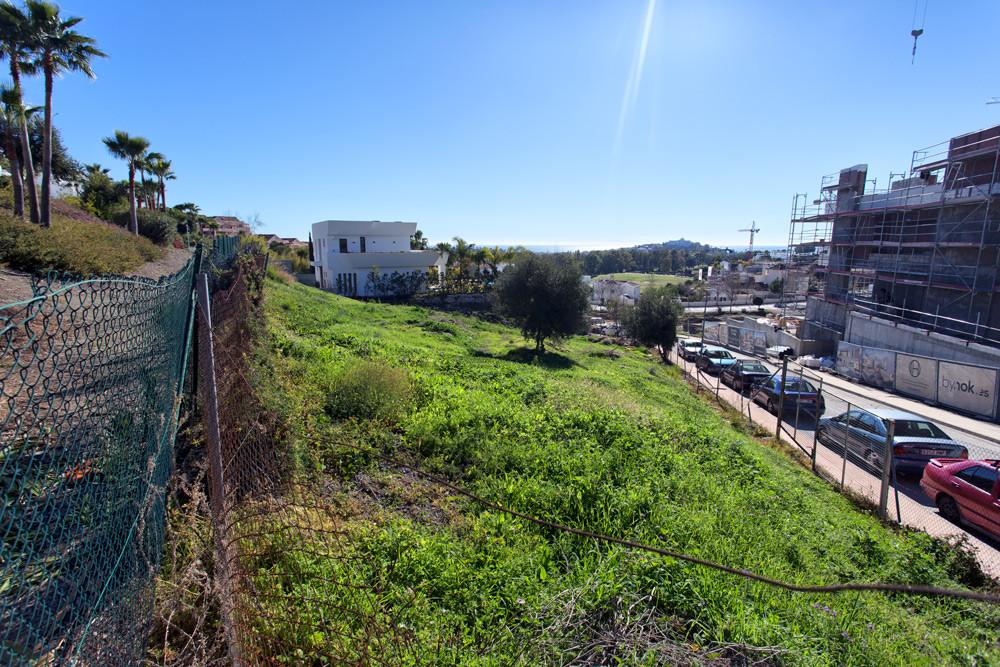 Plot - Residential for sale in Benahavís