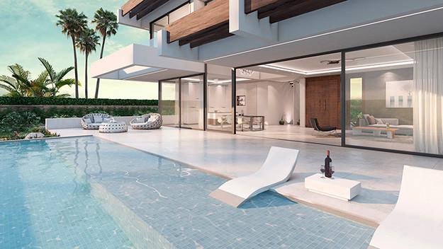 Villa - Detached for sale in Marbella