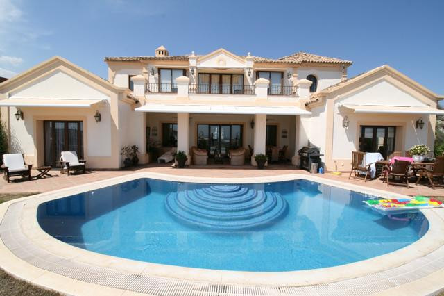 Villa - Detached for sale in Benahavís