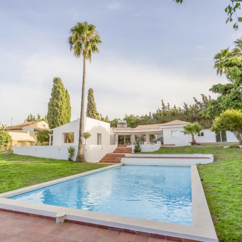 Villa te koop in El Padron