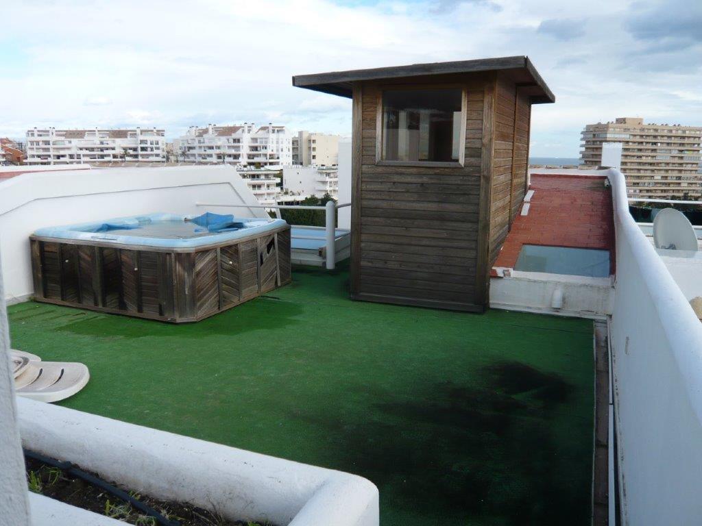 4 Dormitorio Unifamiliar en venta Torrequebrada