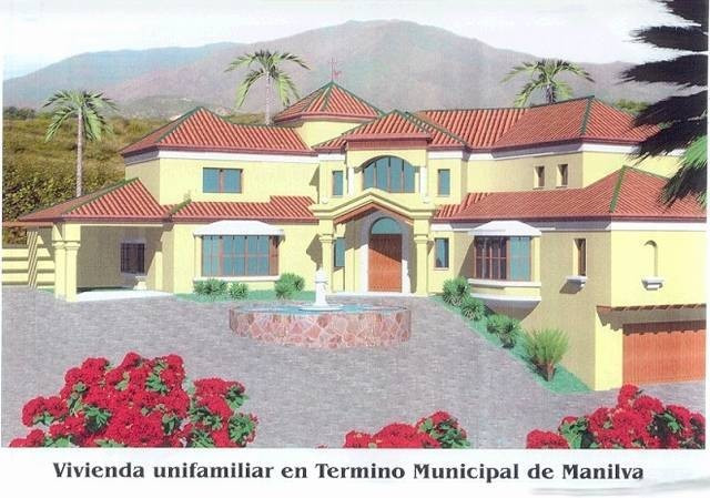 4-bed- Plot for Sale in Manilva