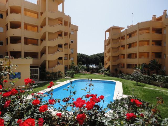 Lovely apartment in lower part of Calahonda, 3º floor with elevator, 2 bedrooms, 1 bathroom, spaciou,Spain