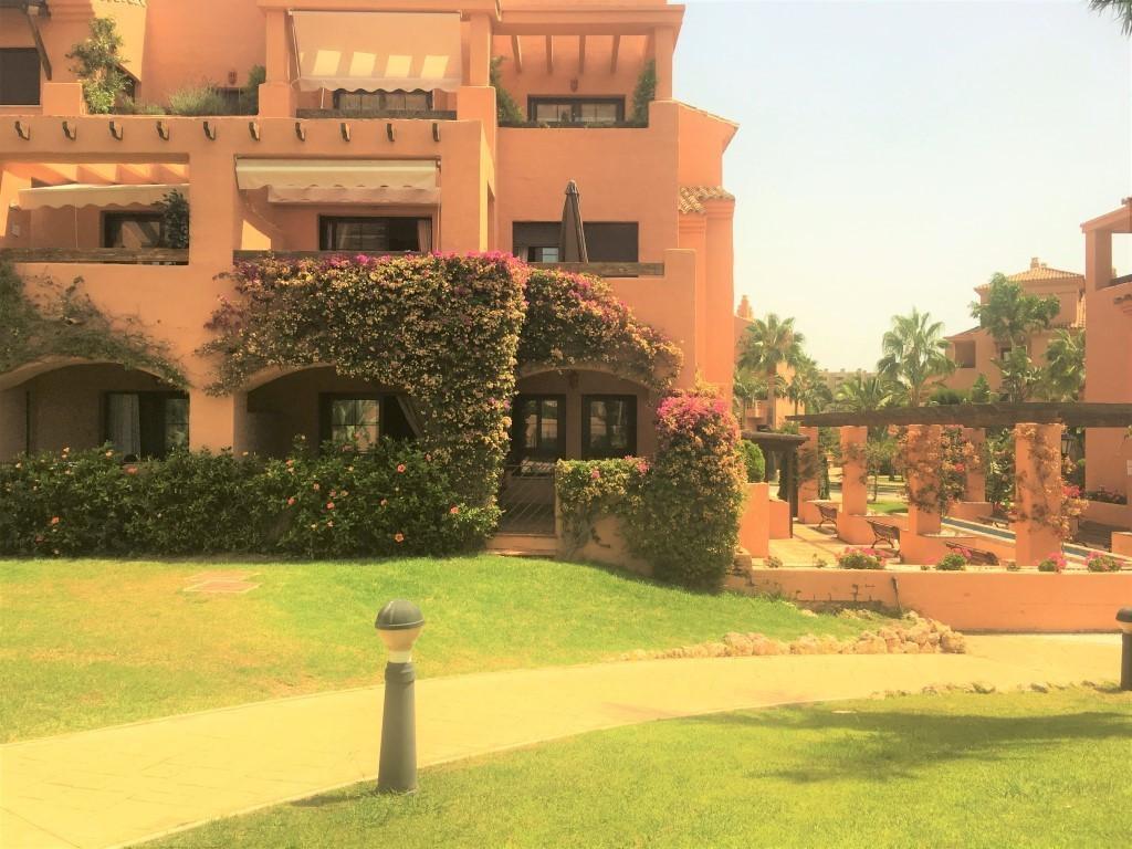 Ground Floor Apartment · Hacienda Del Sol