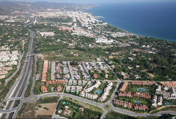 Wohnviertel in Marbella R3063934