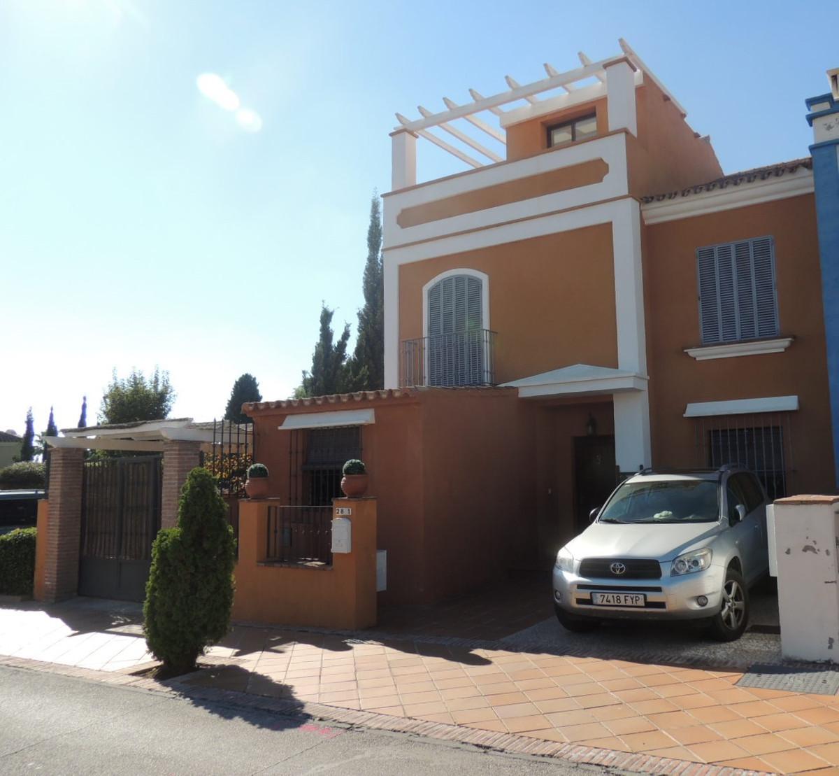 Townhouse - Guadalmina Alta