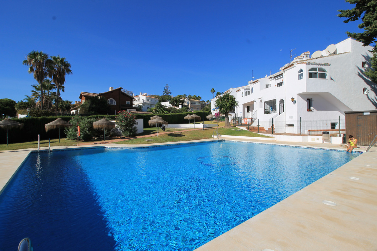 Beautiful apartment located in a quiet Andulusian- Style urbanisation located 300m from the beach.  ,Spain