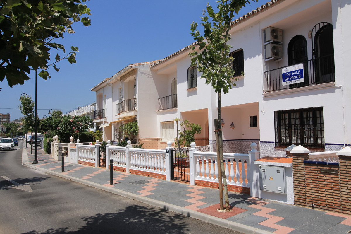 Townhouse for sale in La Cala de Mijas