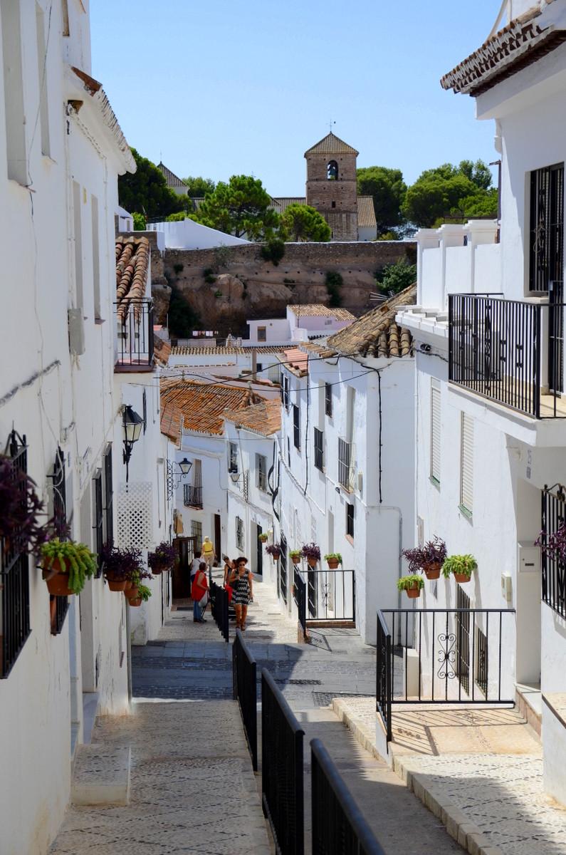 Townhouse, Mijas, Costa del Sol. 3 Bedrooms, 2 Bathrooms, Built 98 m², Terrace 40 m².  Setting : Tow,Spain