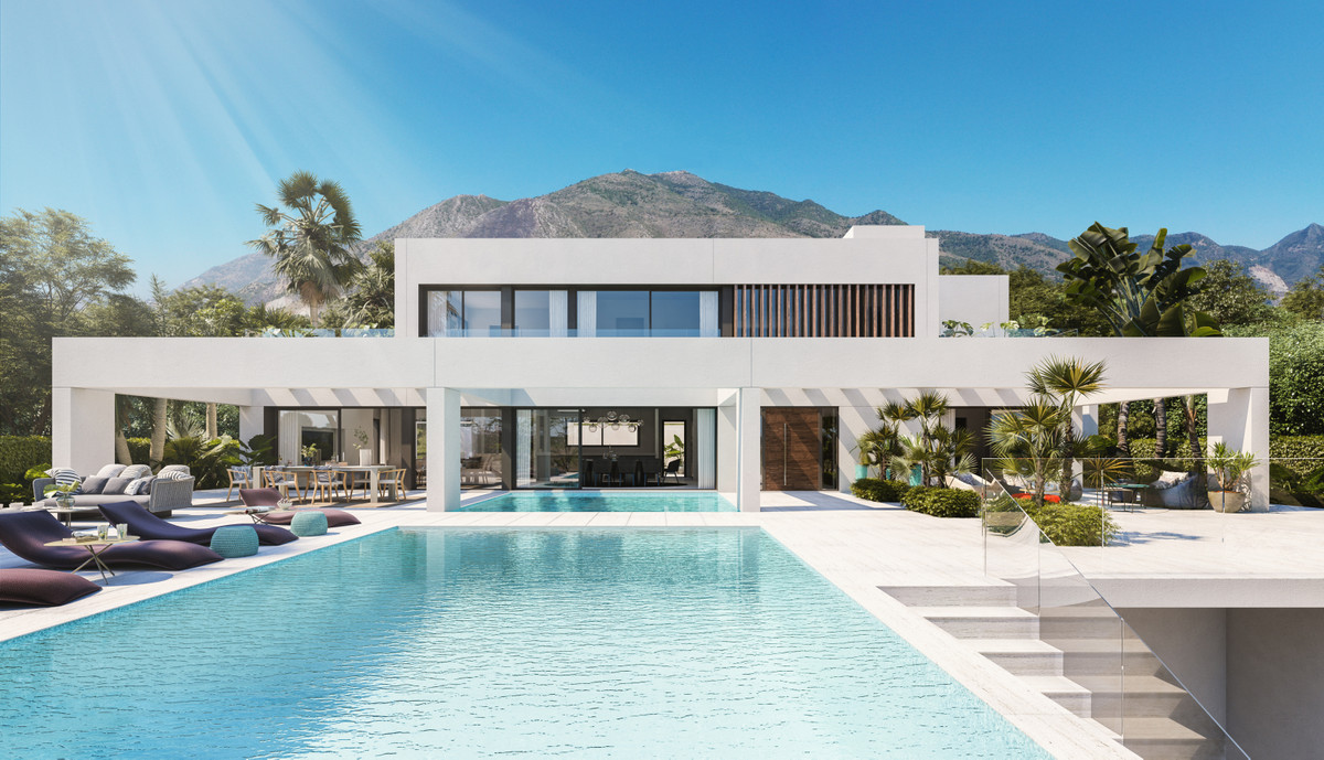 Incredible panoramic sea views and privacy. This stunning plot with project is located within few mi,Spain