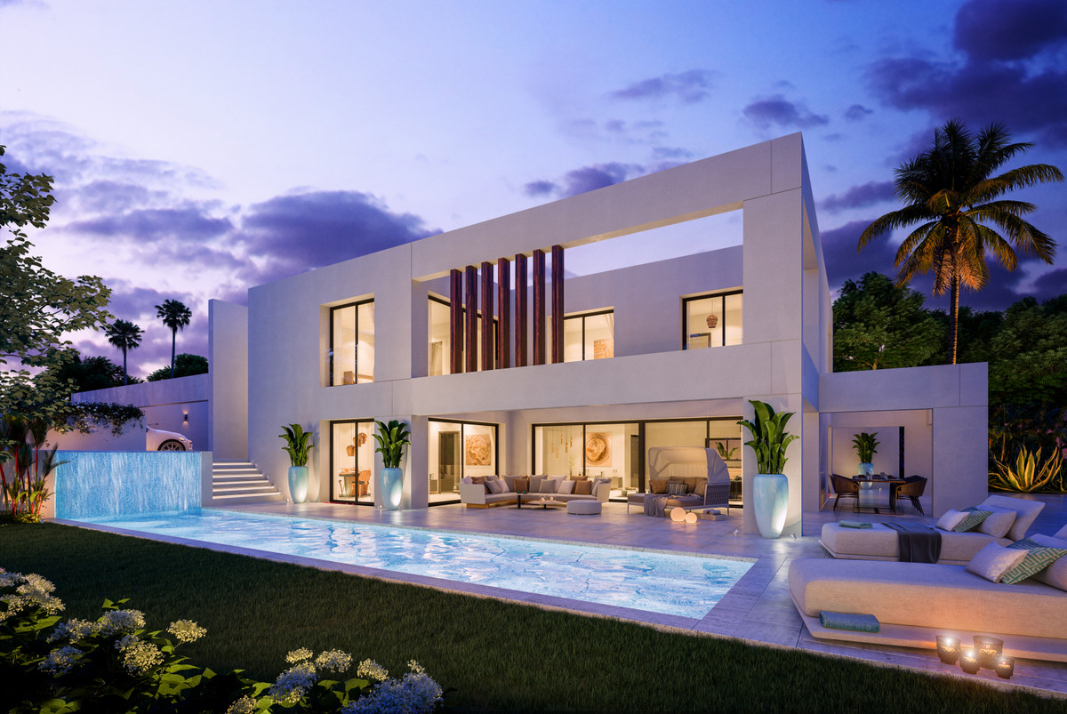 Spectacular plot with project and sea views. Its located in quiet residential area next to the beach,Spain