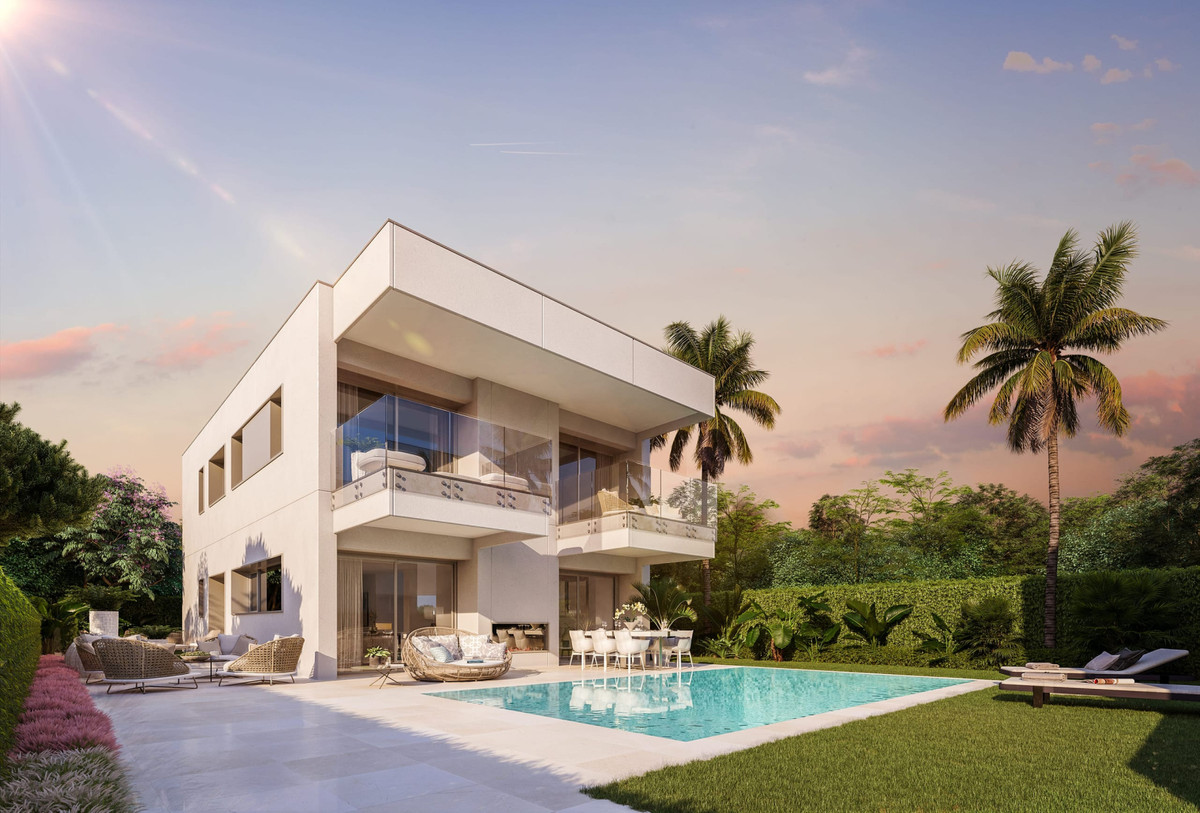 Villa zu verkaufen in Puerto Banús R3945187