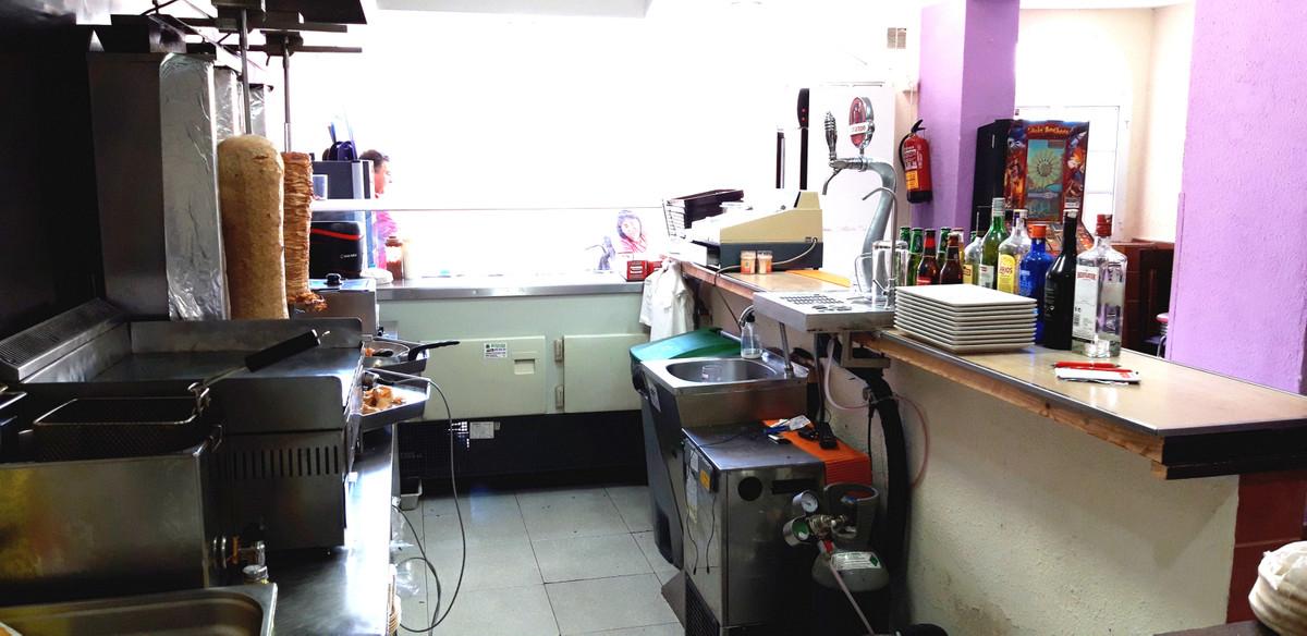 0 Dormitorio Bar Comercial En Venta Fuengirola