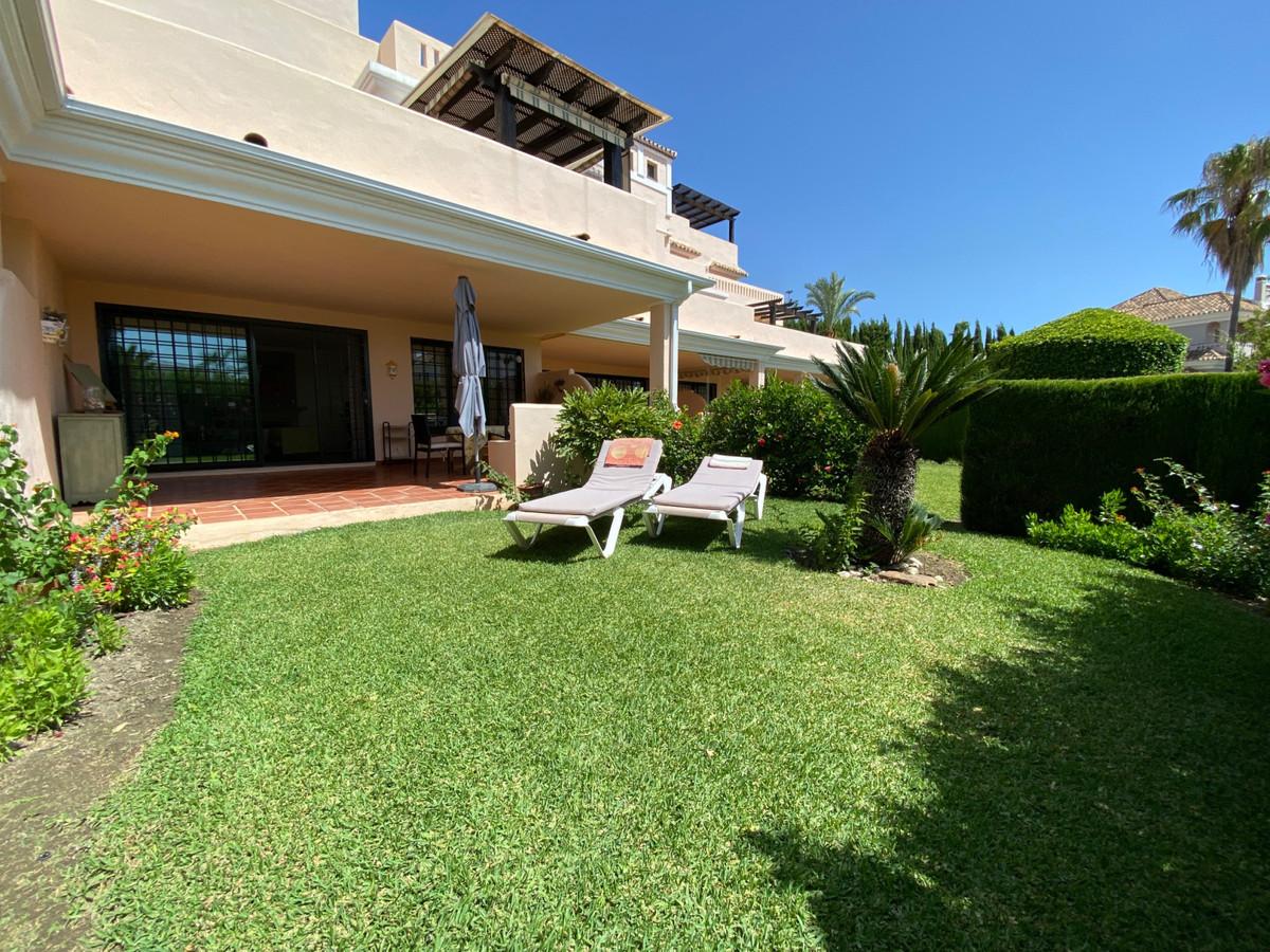 Appartement Rez-de-chaussée à Elviria, Costa del Sol