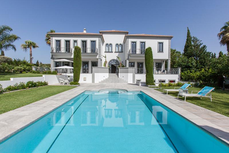 5-bed-Detached Villa for Sale in Mijas Golf