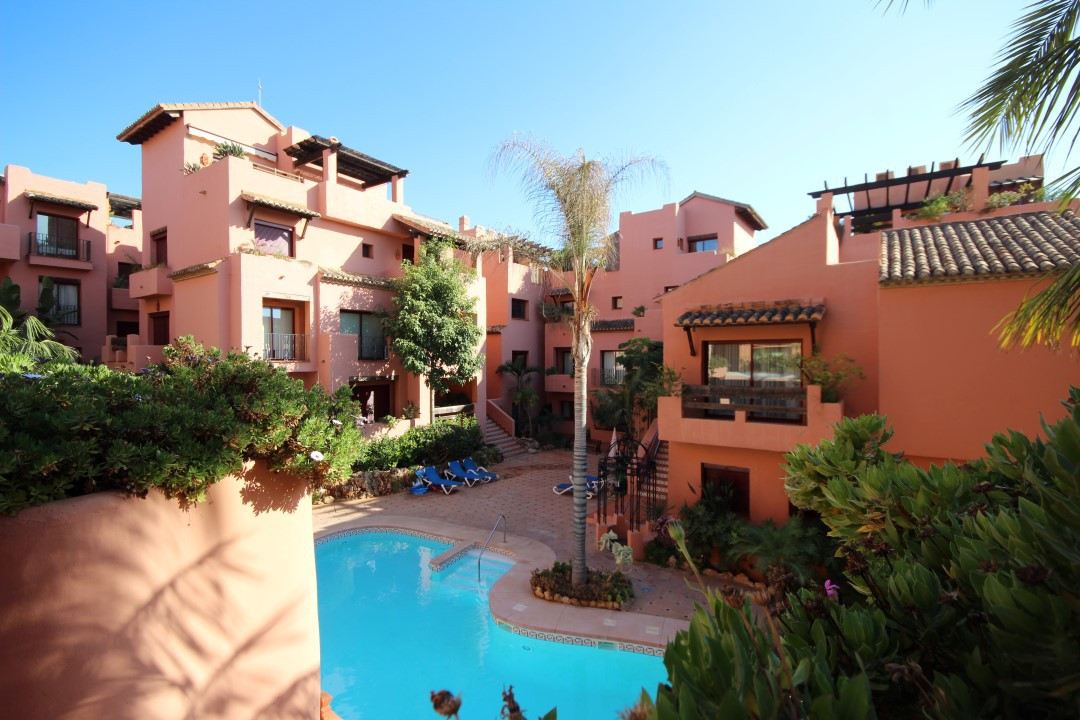 """The spacious and fantastically located 3-bedroom apartment in """"Los Jardines de Don Carlos"""" Andalusia,Spain"""