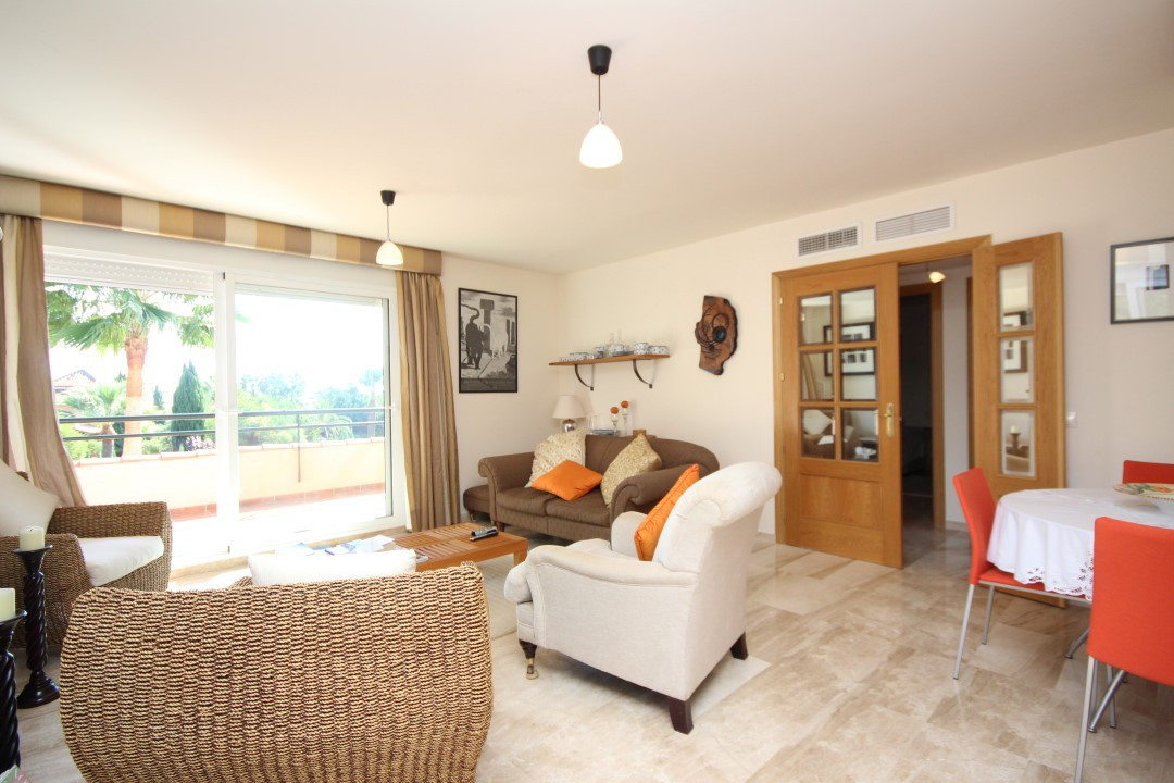 Penthouse for sale in El Rosario, Marbella East