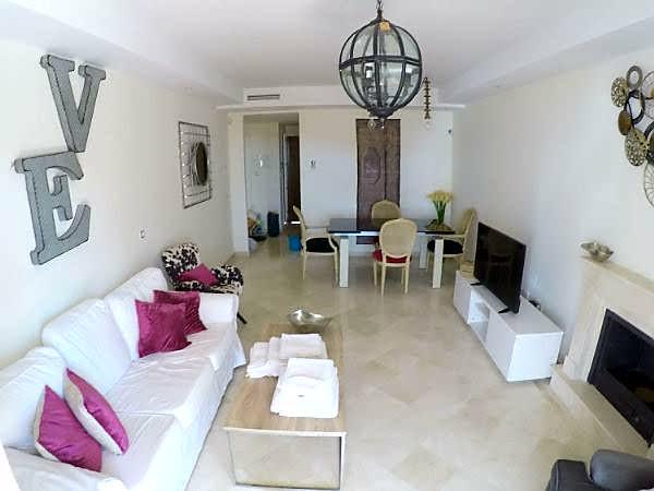 Appartement  Rez-de-chaussée  à Marbella