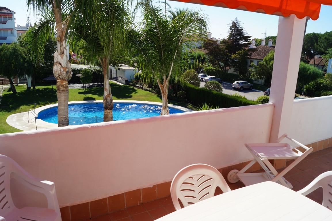 MARBELLA SEMI-DETACHED HOUSE   Beautiful semi-detached house in Marbella, Nagueles area, 5 minutes f,Spain