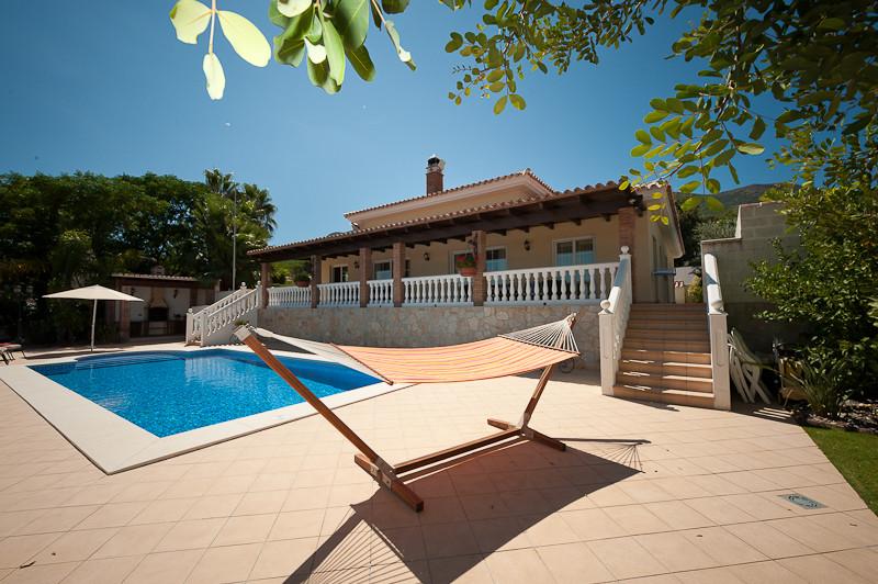 Villa Detached Alhaurín el Grande Málaga Costa del Sol R373397