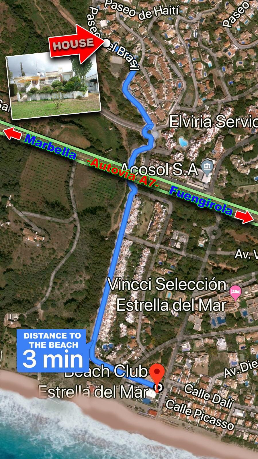 Villa Detached Elviria Málaga Costa del Sol R3096667 7