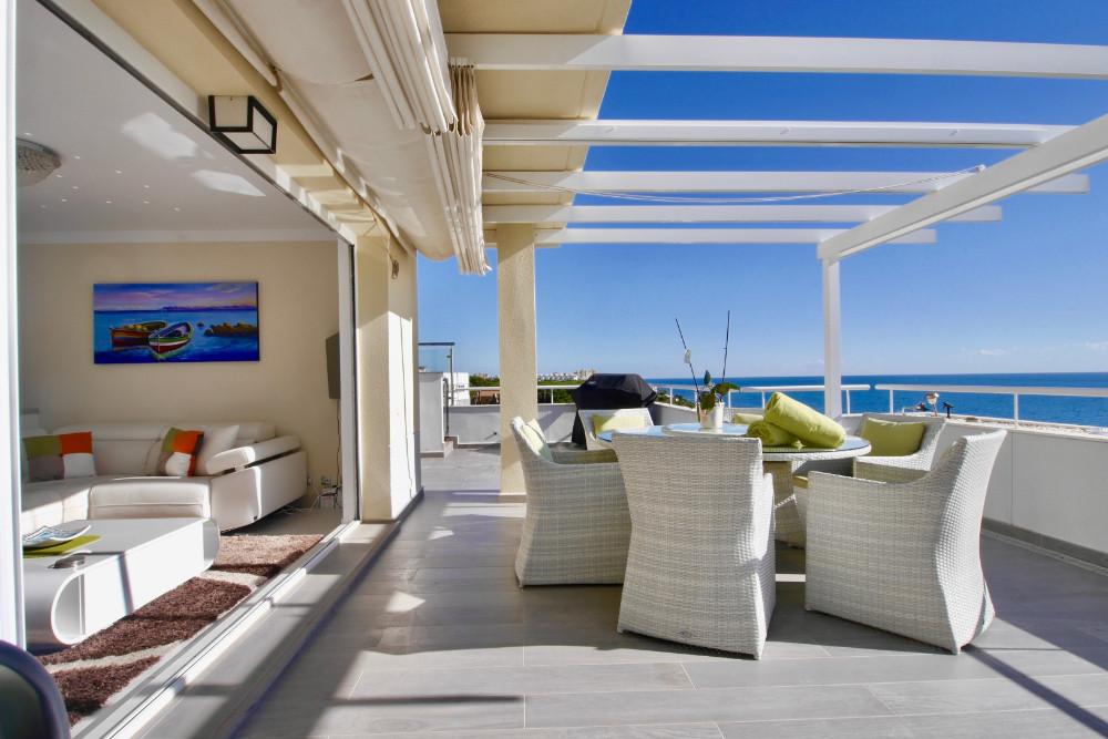 Apartment Penthouse Cabopino Málaga Costa del Sol R3067276