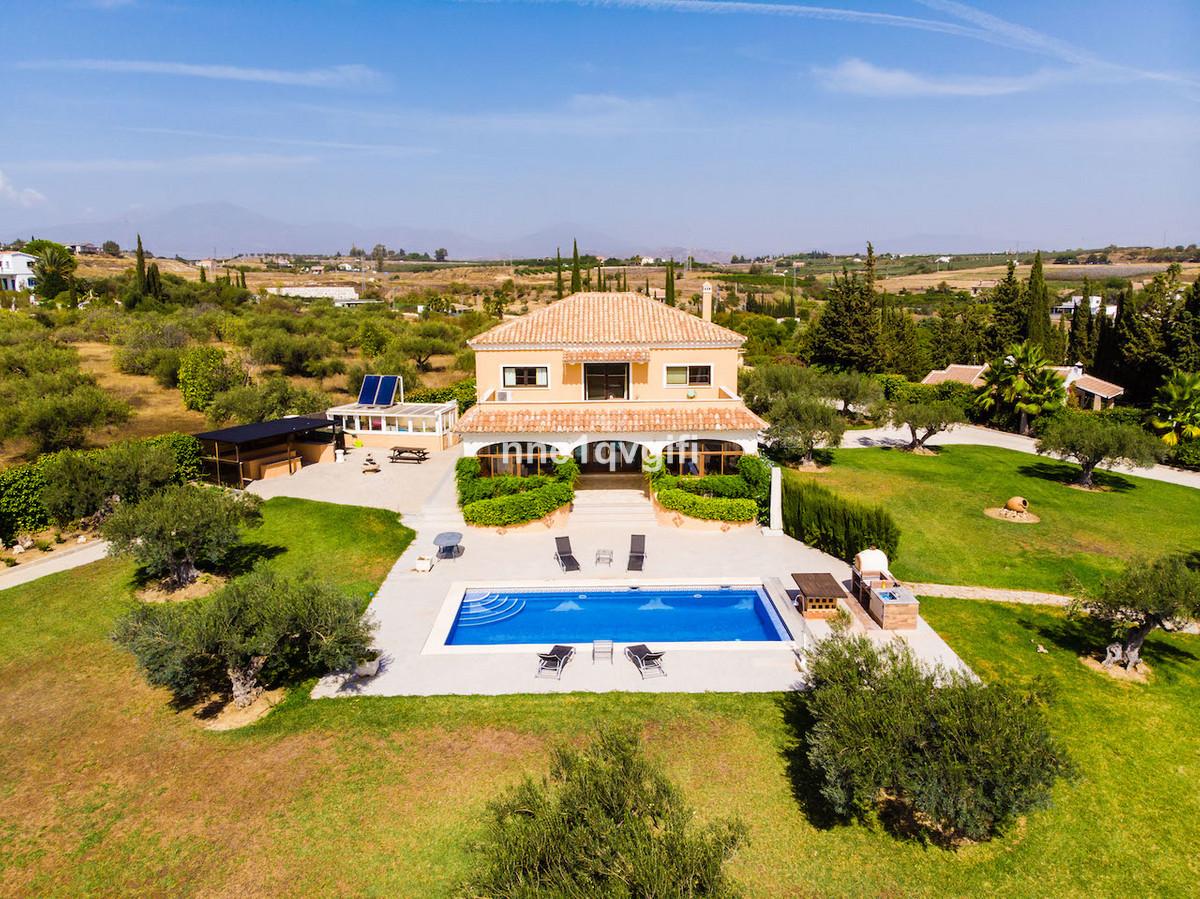 Villa Finca Alhaurín el Grande Málaga Costa del Sol R2975273