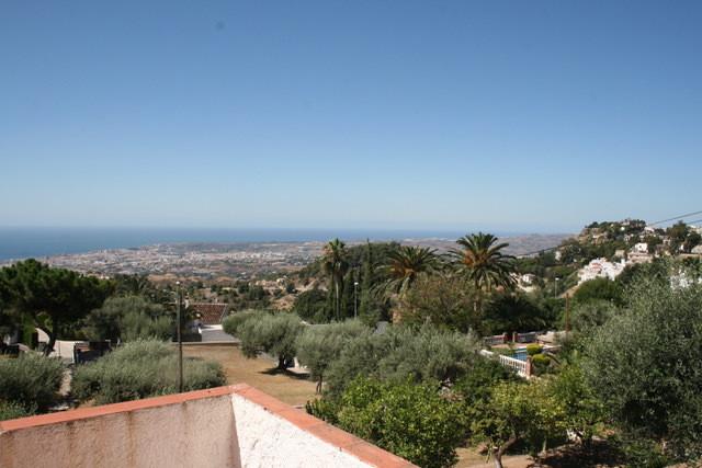 Villa Detached Mijas Málaga Costa del Sol R3833131