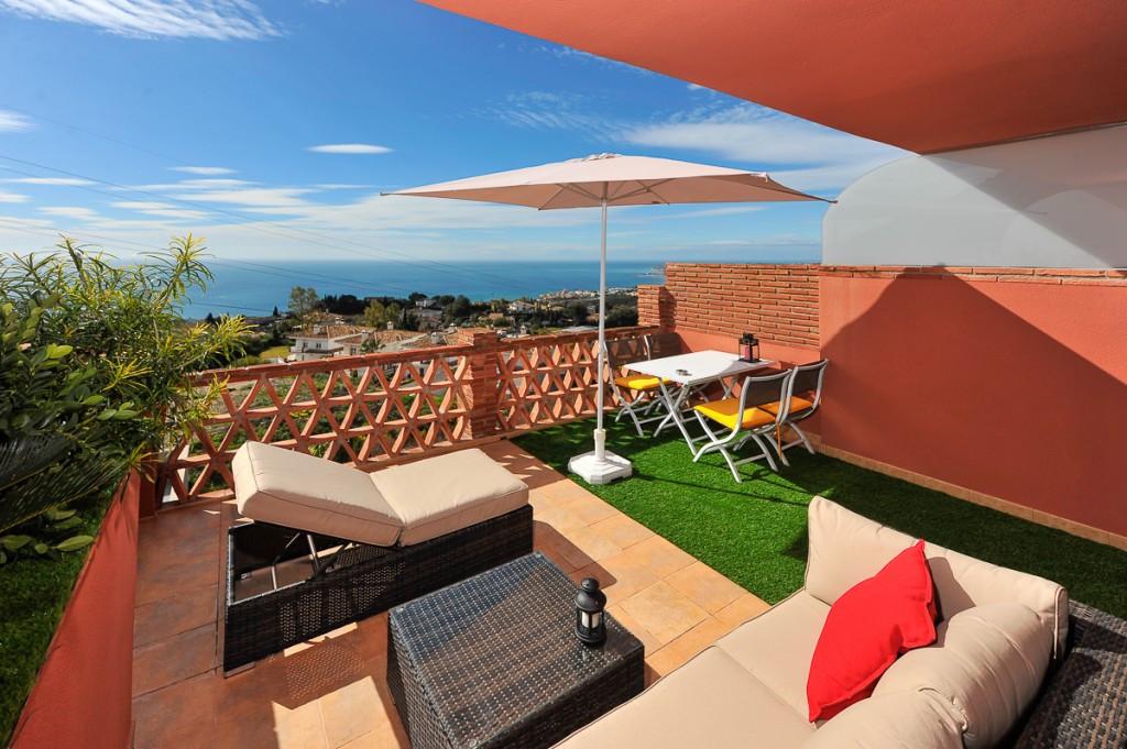 Apartment Penthouse Benalmadena Málaga Costa del Sol R3116938