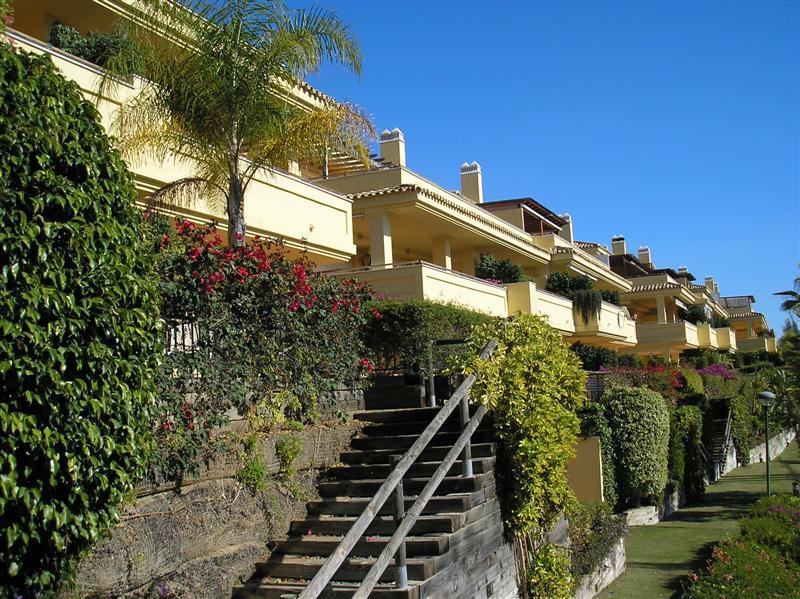 Apartment Ground Floor Sierra Blanca Málaga Costa del Sol R155097