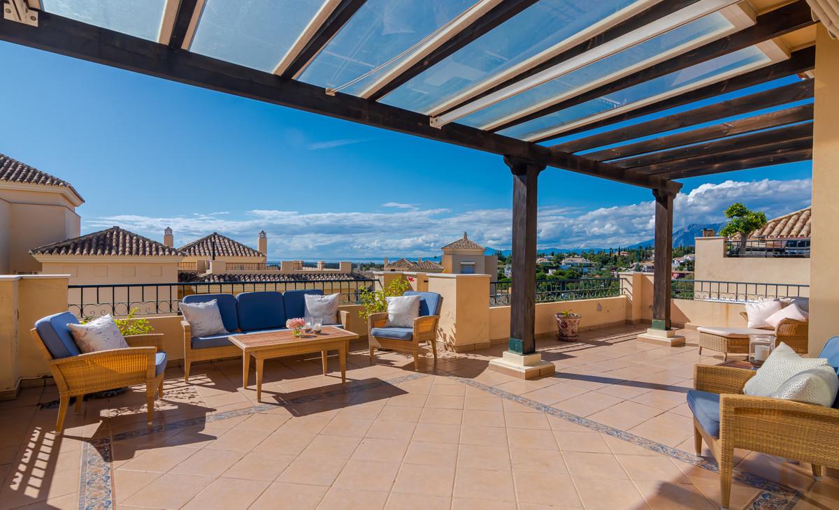 Apartment Penthouse Elviria Málaga Costa del Sol R3537454 2