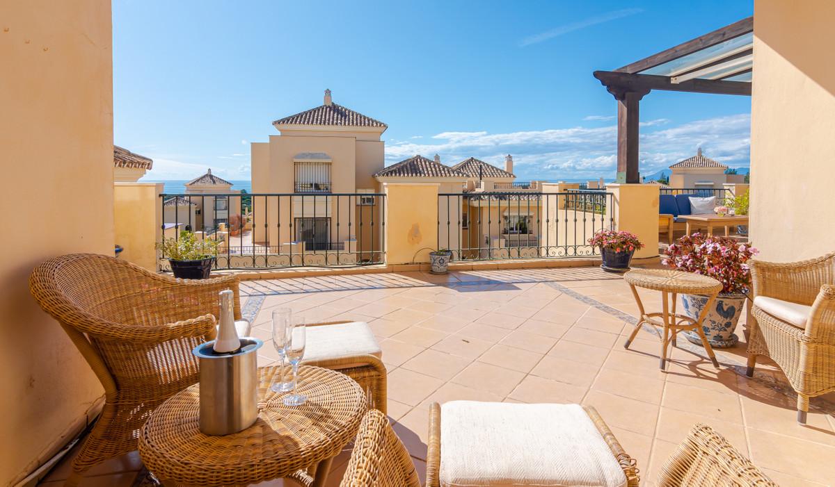 Apartment Penthouse Elviria Málaga Costa del Sol R3537454 4