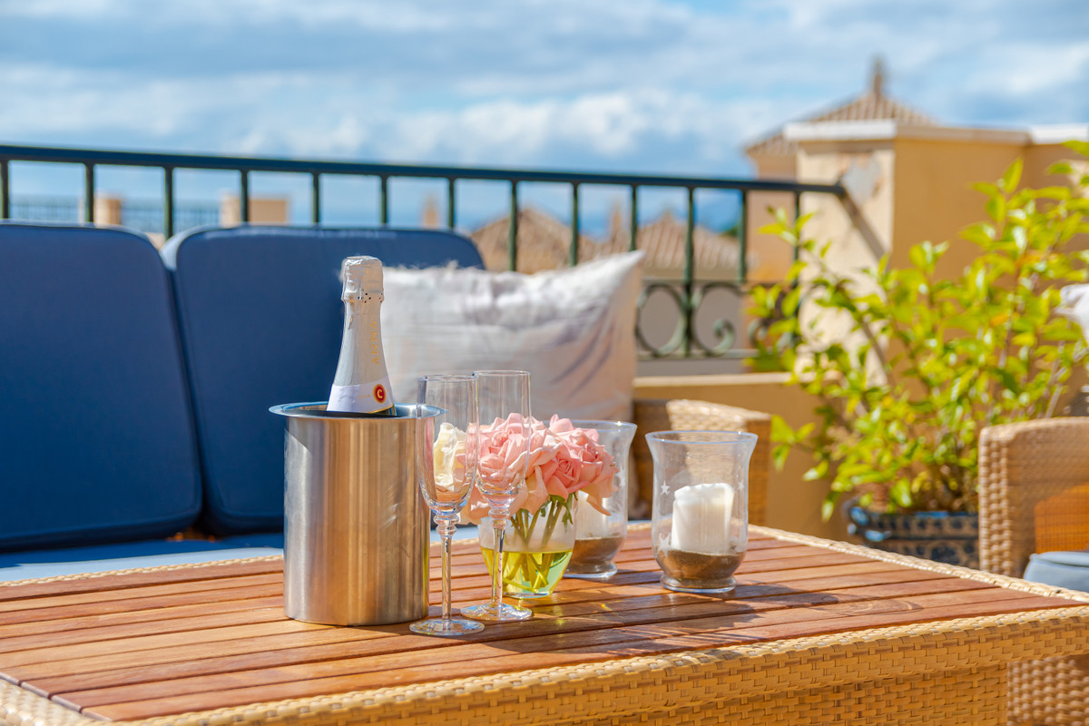 Apartment Penthouse Elviria Málaga Costa del Sol R3537454 5
